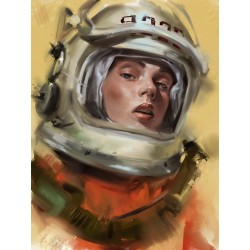 Brooks Kim - Space girl_di