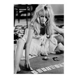 Douglas Kirkland - Brigitte Bardot 2 1965