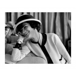 Douglas Kirkland - Coco Chanel - 1962
