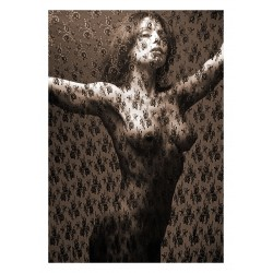 Douglas Kirkland - Veiled Beauty 1996