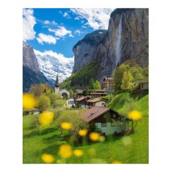 Mehmet SERT - Lauterbrunnen Switzerland_ph_land