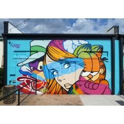 BustArt - mural