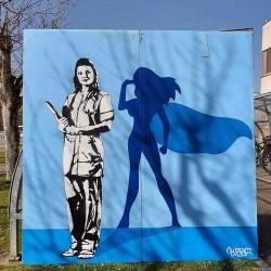 BustArt - Nurse  Heroes - Binningen Switzerland