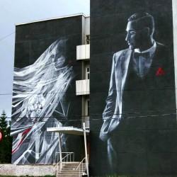 Marat Abishev - Lizy Chaykinoy street - Omsk Russia