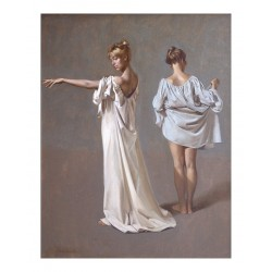 William Whitaker - Two Women - 1988_pa