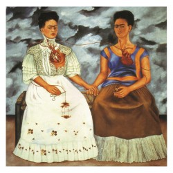 Frida Kahlo - Le due Frida - 1939