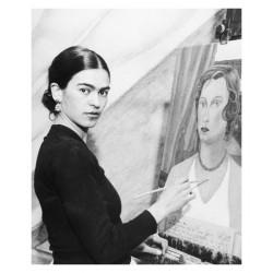 Frida Kahlo - painting - 1931_pa_vint_bw