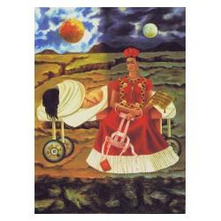 Frida Kahlo - Tree of Hope - 1946