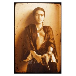 Robert Toren - Frida Kalho - photo montage - 2012