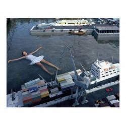Julia Fullerton Batten - Floating in Harbour_ph