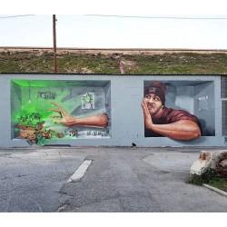 Braga Last One - La cite des Arts de la Rue - team Mur du...