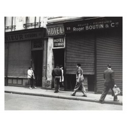 Marvin E. Newman - Rue Saint-Denis Paris 1960