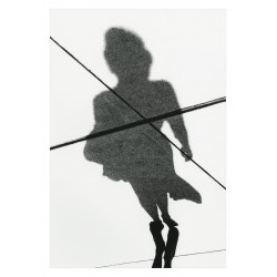 Marvin E. Newman - Women shadow series Chicago 1951