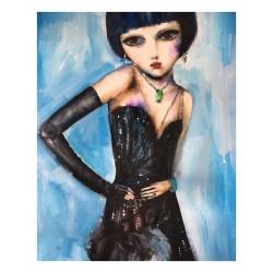 Suzy Platt - John Galliano for Dior Haute Couture