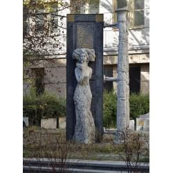 Helmut Leherb - A door for Eurydice - 1994 - Vienna University of Economics and Business_sc_scu