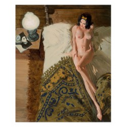Robert McGinnis - Cavalier magazine