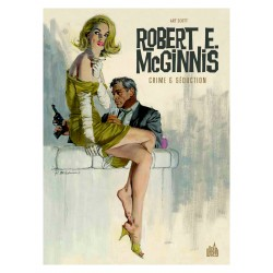 Robert McGinnis - Crime and seduction_di_vint