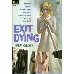Robert McGinnis - Exit Dying_di_nude_vint