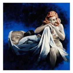 Robert McGinnis - I Cried in the Dark