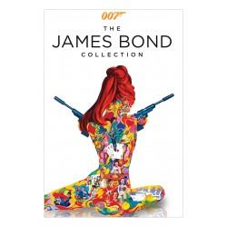 Robert McGinnis - James Bond collection