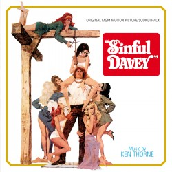 Robert McGinnis - Sinful Davey movie_di