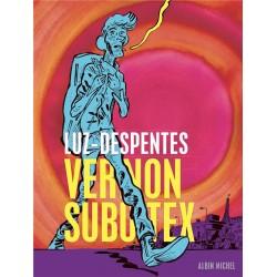 Virginie Despentes and Luz - Vernon-Subutex - comic 2020