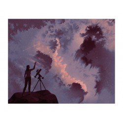 Eleni Debo - Cygnus Wall Nebula