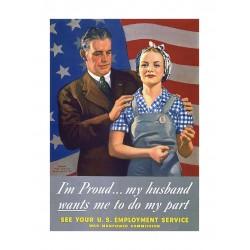 John Newton Howitt - WW Propaganda poster