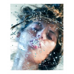 Marilyn Minter - Ball Spitter