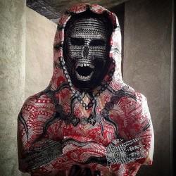 Dennis McNett aka Wolfbat - sculpture _au_sc_scu