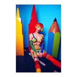 Kyrian Okane - model Ophelia Overdose