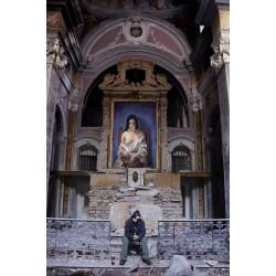 Zilda - Meditazione - Tempio de la scorziata - Napoli Italy