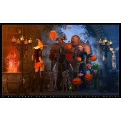 Fredy Wenzel - A halloween love affair