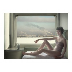 Katerina Belkina - The fligth - serie Empty Spaces 2010