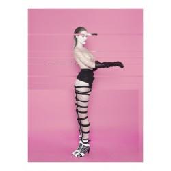Adrian Wilson 2_model Dani Smith - designer Yohji Yamamoto - Sang Bleu Winter 2012-2013_ph_fash