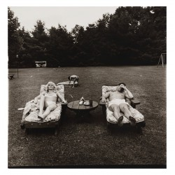 Diane Arbus - A Family on Their Lawn One Sunday in...