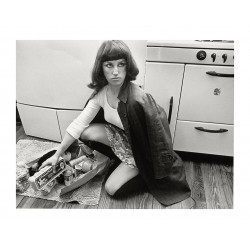 Cindy Sherman 17- Virtual exposition Fondation Louis Vuitton until 31 jan 2021_ph_pmas_bw