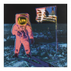 Andy Warhol - Moonwalk - 1987
